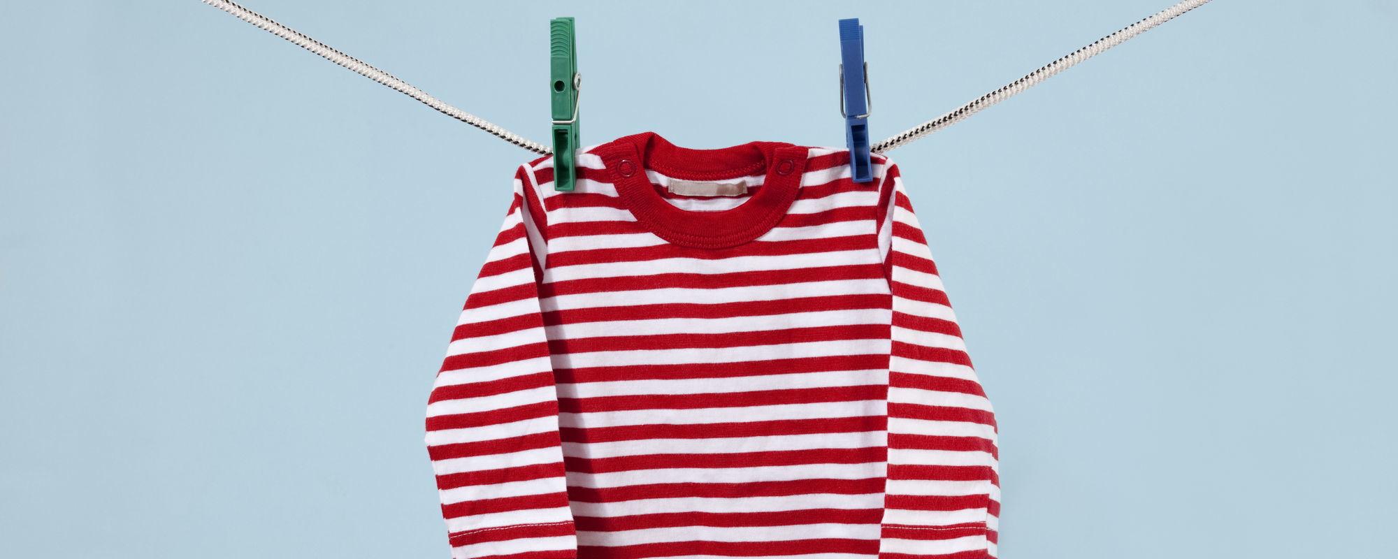 Foto bij Op zoek naar tweedehands zwangerschaps- of babykledij?